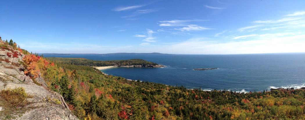 Mein Schiff Ausflugsziel: Acadia National Park