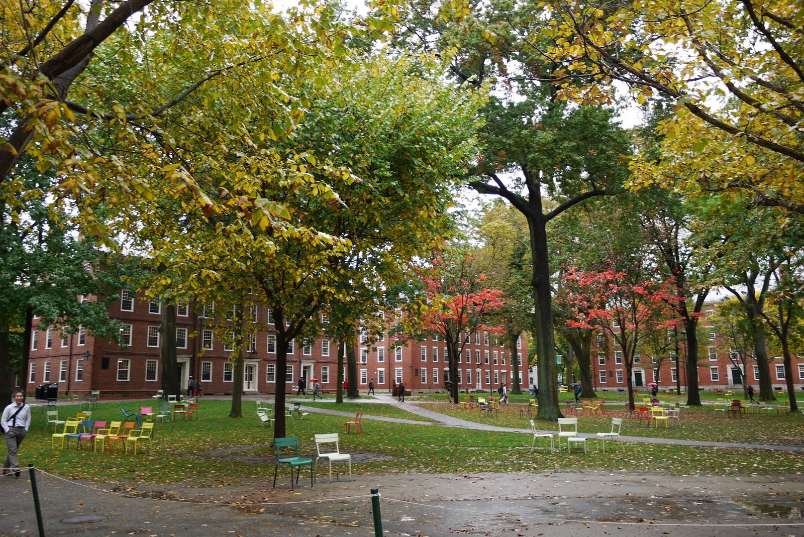Campus der Harvard University (c) Stefanie Nake