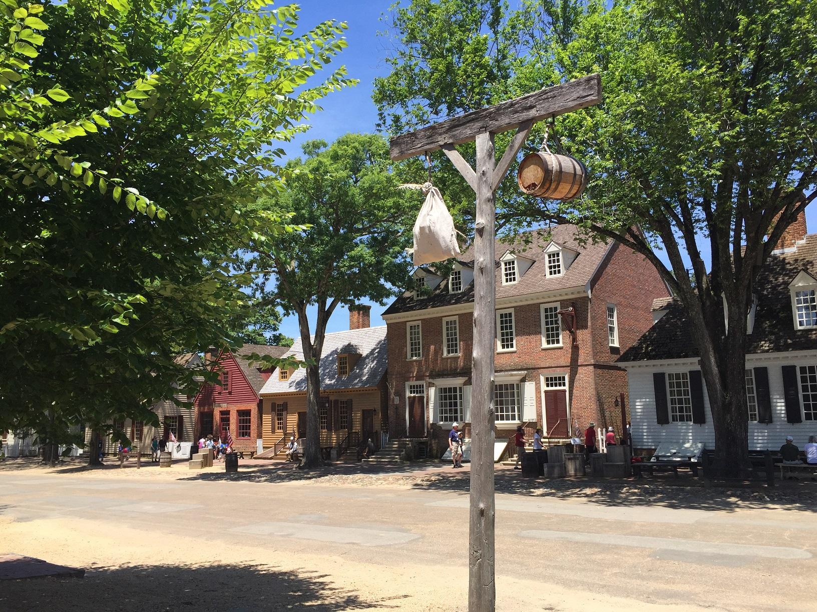 Mein Schiff Ausflugsziel: Colonial Williamsburg
