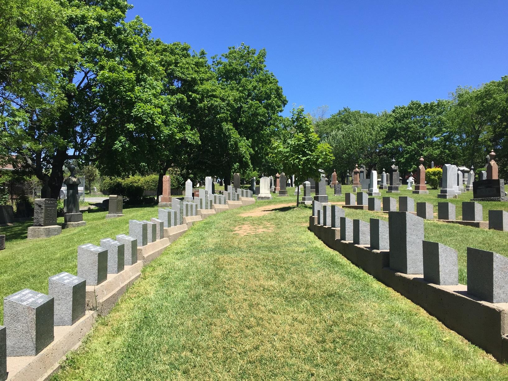 Fairview Lawn Cemetery (c) Stefanie Nake