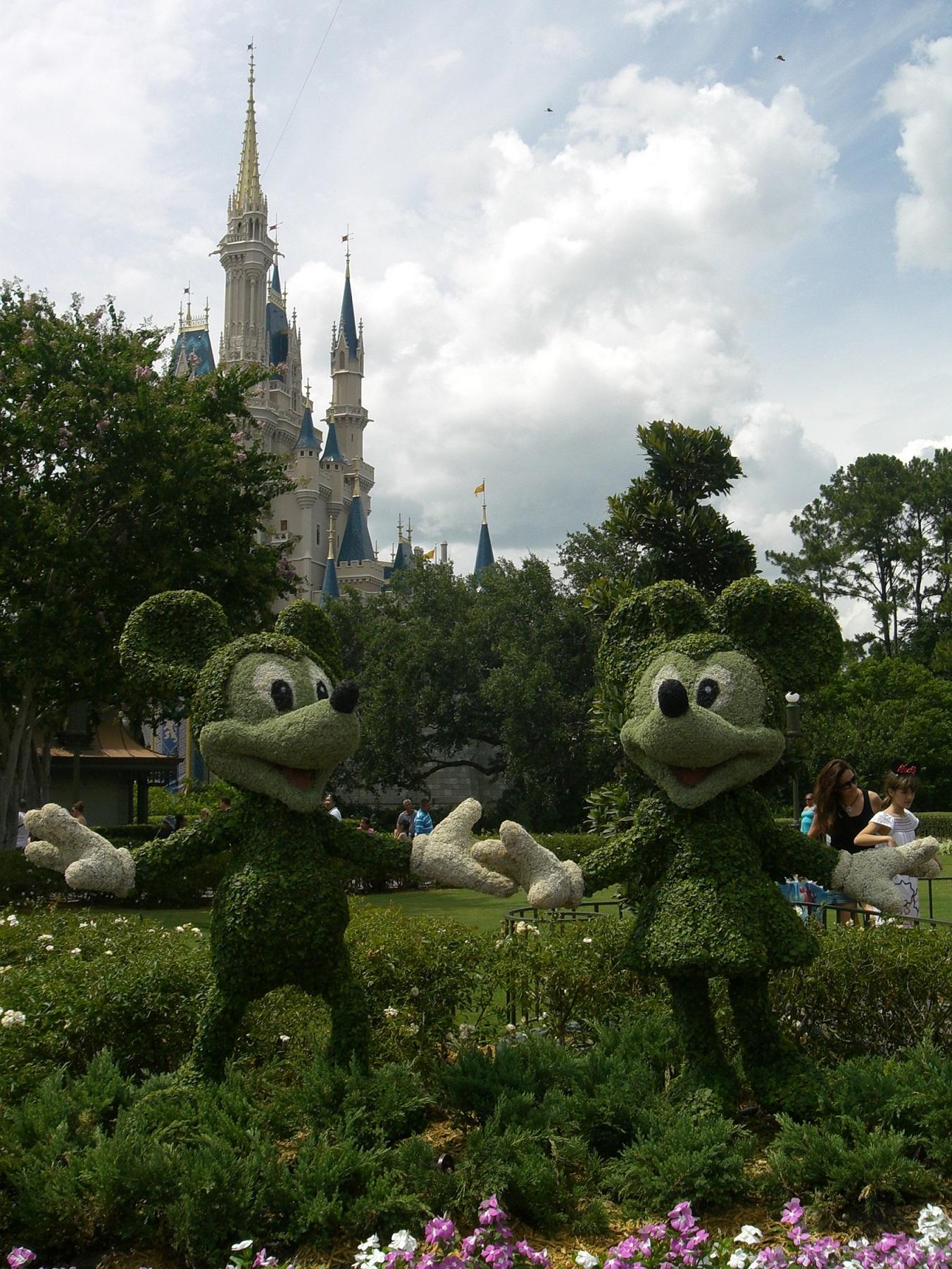 Mein Schiff Ausflugsziel: Mickey und Minnie im Magic Kingdom