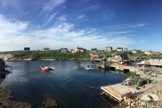 Mein Schiff Destination: Peggy's Cove in Kanada (c) Stefanie Nake
