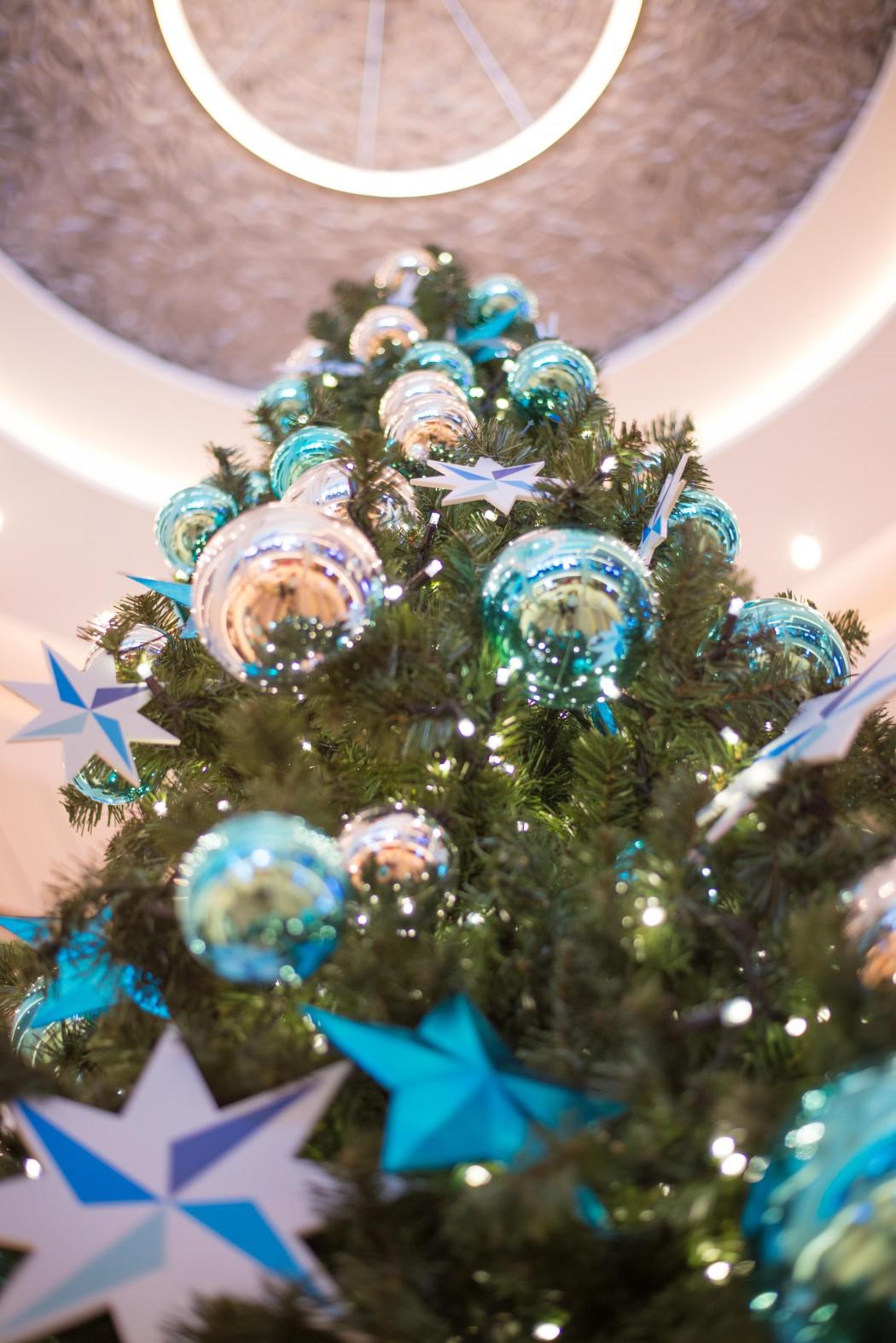 Weihnachten auf der Mein Schiff Flotte von TUI Cruises