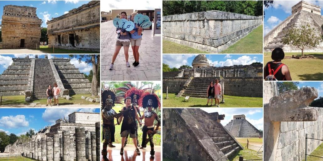 Cozumel/Mexiko: Faszinierendes Chichén Itza