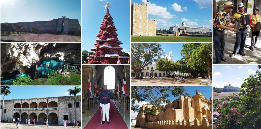 Santo Domingo/Dom.Republik: Höhlen, Kultur & Mittagessen