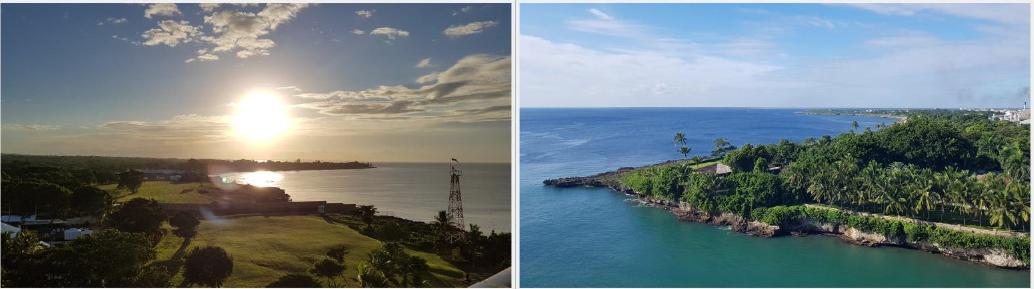 La Romana: Mein letzter Tag an Bord, mein letzter Sonnenaufgang in der Karibik und mein letzter Blick auf die Dominikanische Republik