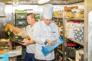 TUI Cruises geht gegen Lebensmittelabfälle an