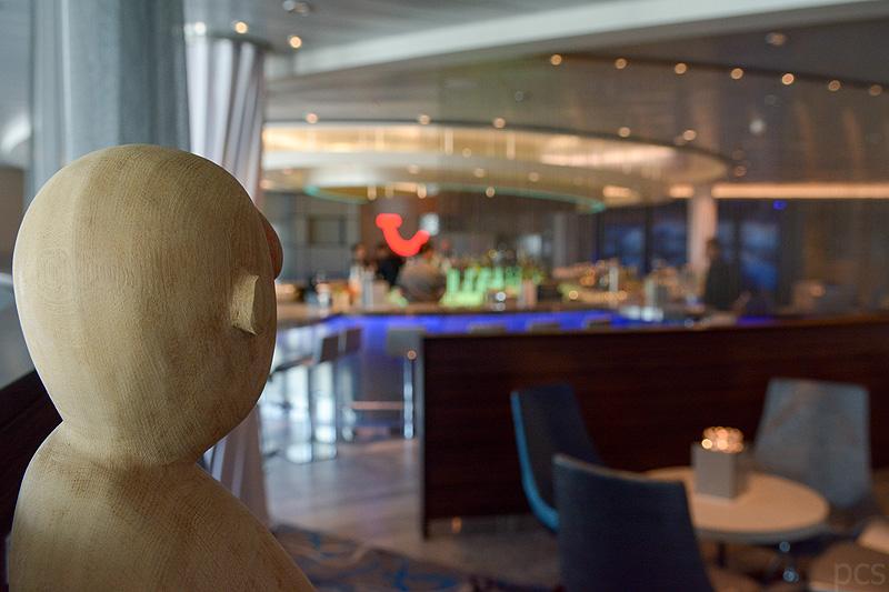 Die TUI Bar auf der Mein Schiff 4