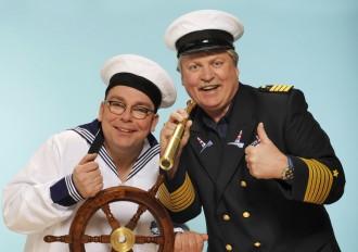 Gastkünstler auf der Mein Schiff Flotte: Klaus und Klaus