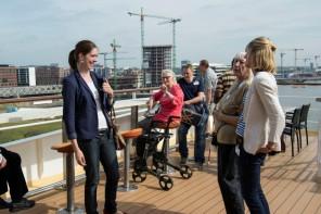 TUI Cruises Patenschaft: 50.000 Euro für Freunde alter Menschen e.V.