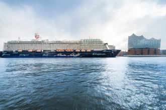 Die Mein Schiff 5 und die Elbphilharmonie