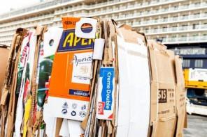 Der Umgang mit Abfällen an Bord der Mein Schiff Flotte