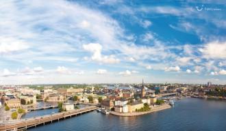 Mein Schiiff Ziel im Baltikum: Stockholm in Schweden