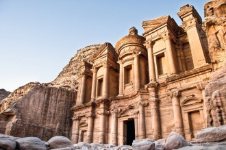 Highlight einer jeden Mein Schiff Kreuzfahrt mit Ziel Jordanien - die Felsenstadt Petra
