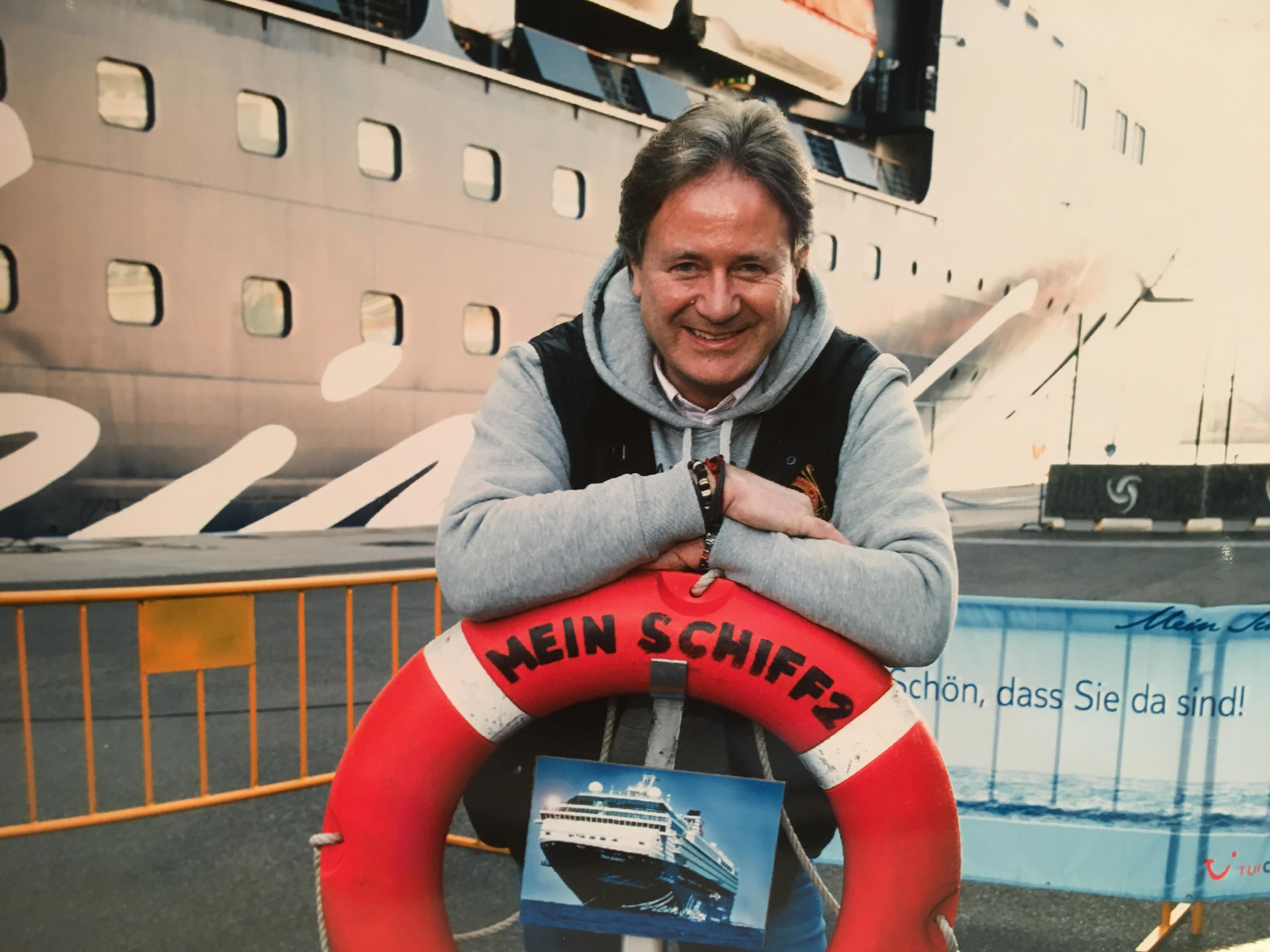 Mein Schiff Fan Frank Behrendt