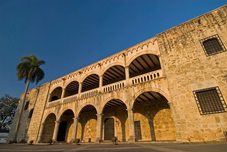 Mein Schiff Reiseziel: Alcazar de Colon, Santo Domingo