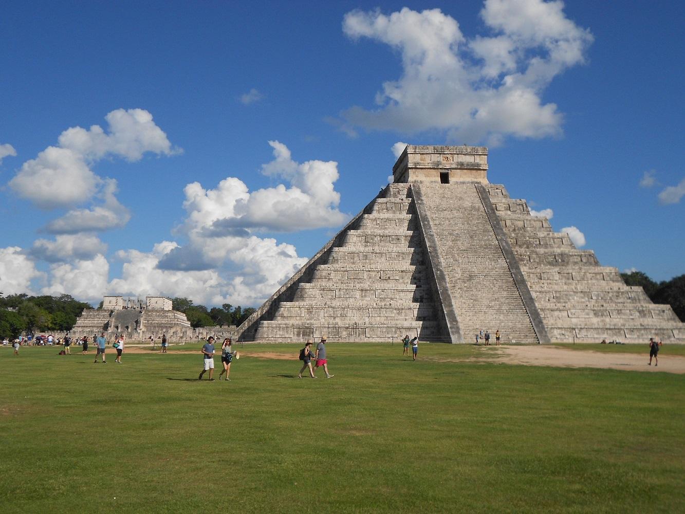 Mein Schiff Landausflug zur Hauptpyramide von Chichén Itzá - Mexiko
