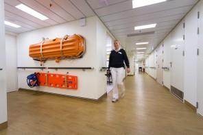 Mein Schiff Bordhospital: Im Notfall bestens versorgt