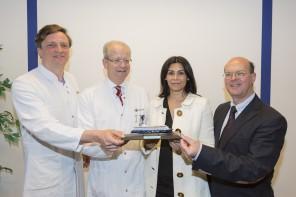 Kooperationspartner: UKE Radiologie und TUI Cruises