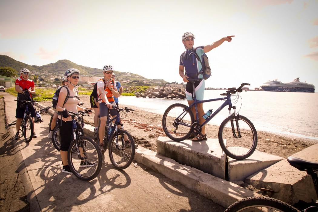 Fit bleiben und die schönsten Ausflugsziele entdecken mit den Mein Schiff Bike Touren