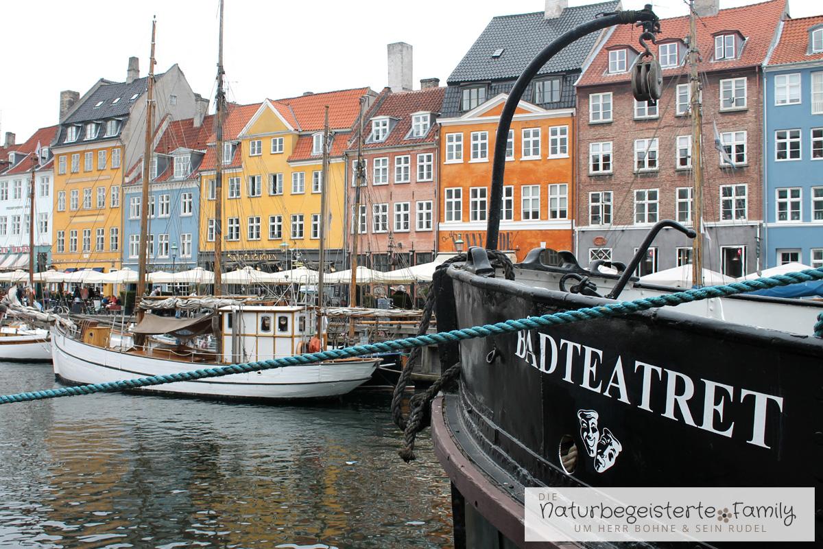 Willkommen in der Mein Schiff Destination Kopenhagen