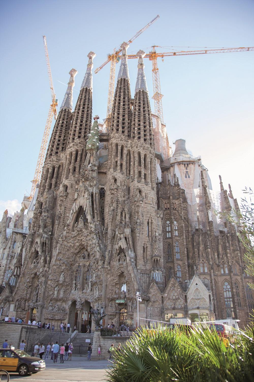 Mein Schiff Reiseziel: Barcelona - Sagrada Familia