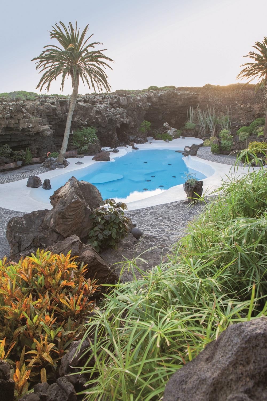 Mit Mein Schiff entdecken: Lanzarote - Jameos del Agua