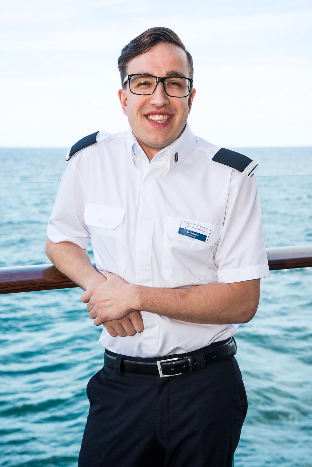 Sascha Lulei: Mein Schiff Urlaubsheld im Juni 2017