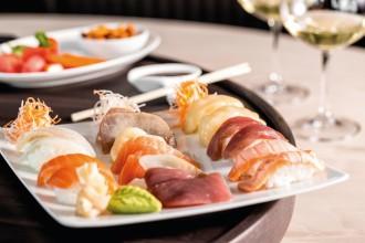 """Im """"Die ganz große Freiheit""""-Angebot enthalten: Sushi im Hanami By Tim Raue"""