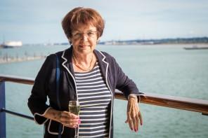 """30x an Bord:  Mein Schiff ist """"Zweitwohnsitz"""" für Hamburger Stammgast"""