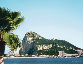 Mein Schiff Sehenswürdigkeit: Der Fels von Gribraltar auf Gibraltar