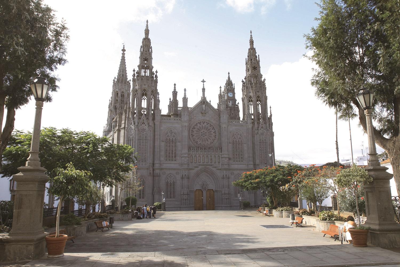 Mein Schiff Sehenswürdigkeit: Kathedrale in Arucas