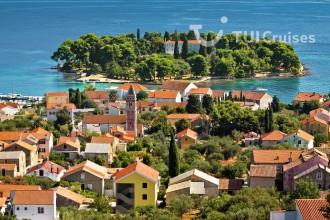 Fantastischer Blick auf die Mein Schiff Destination Zadar