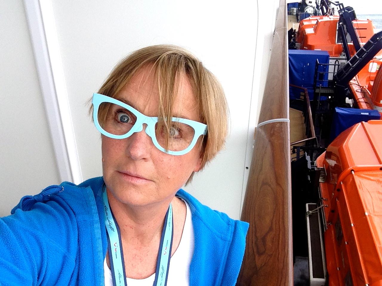 Mein Schiff Blog Gastautorin Johanna Stöckl