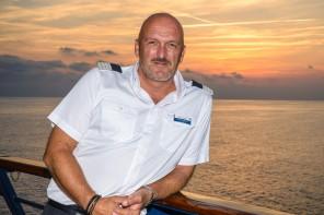 Mein Schiff Kreuzfahrtdirektor Stefan Zimmermann