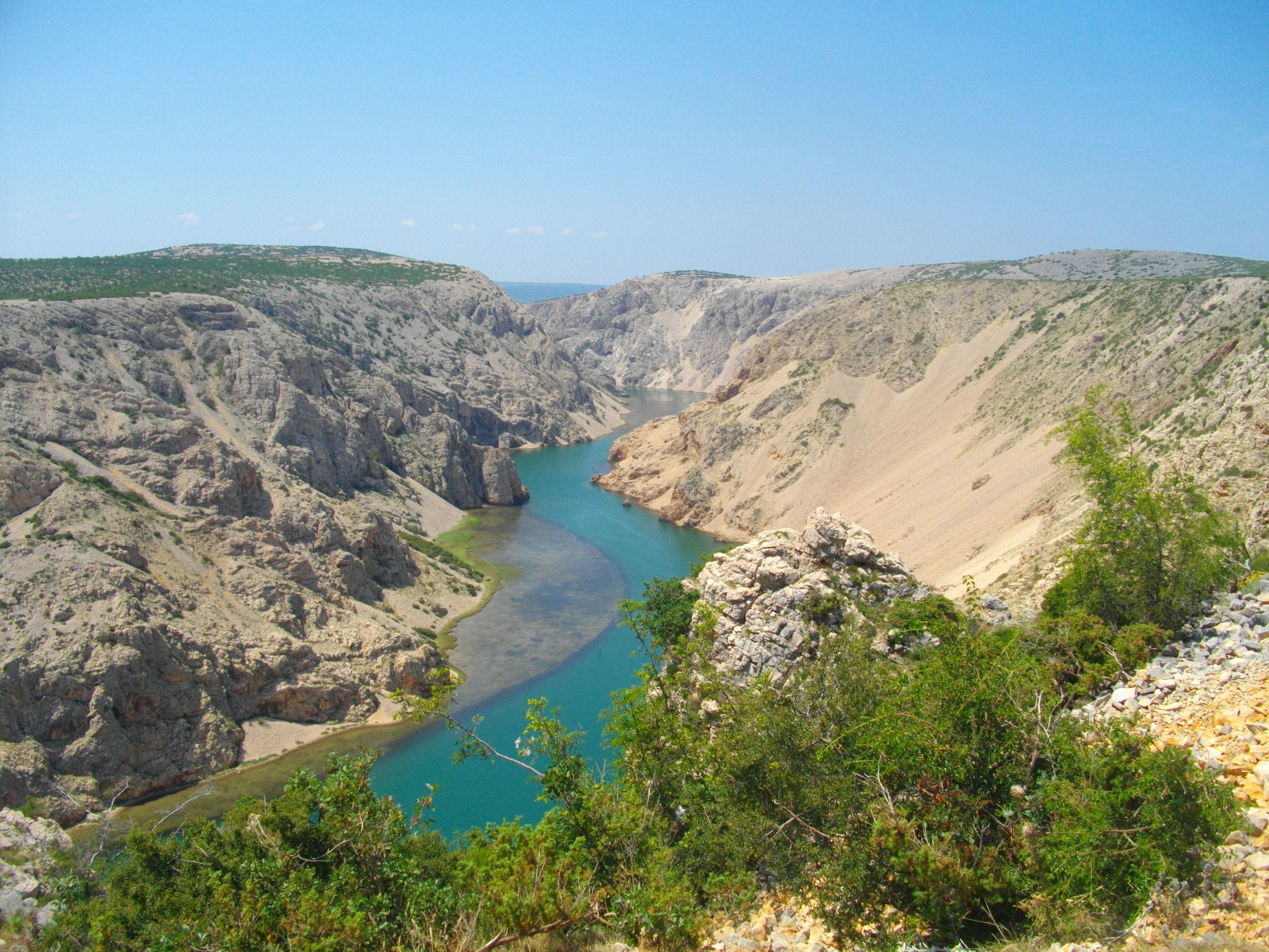Mein Schiff Ausflugsziel: Der Zrmanja Canyon