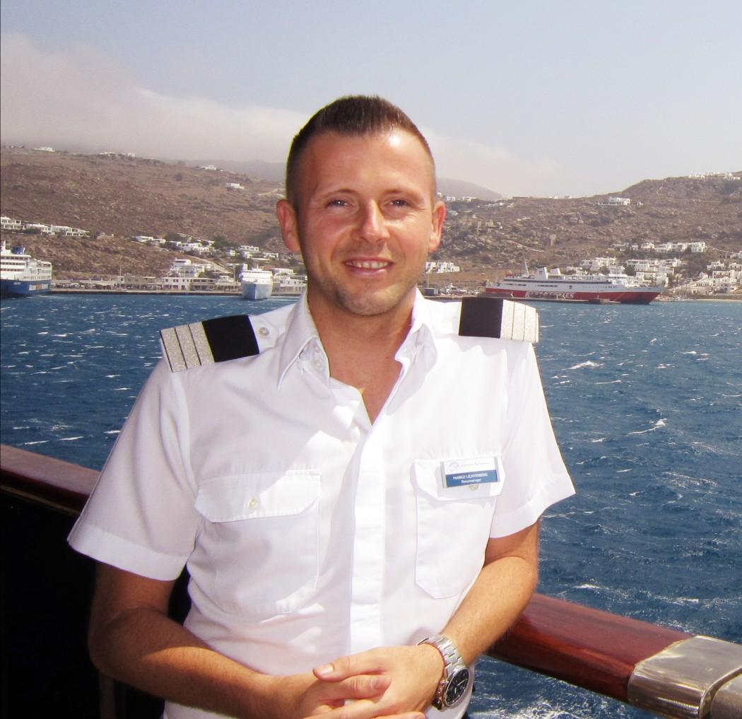 Mein Schiff Urlaubsheld Marko Lichtenberg