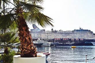 Die Mein Schiff 5 von TUI Cruises (c) Nicole Hildebrandt