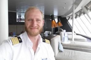 Im Interview: Mein Schiff Kapitän Sebastian Naneder