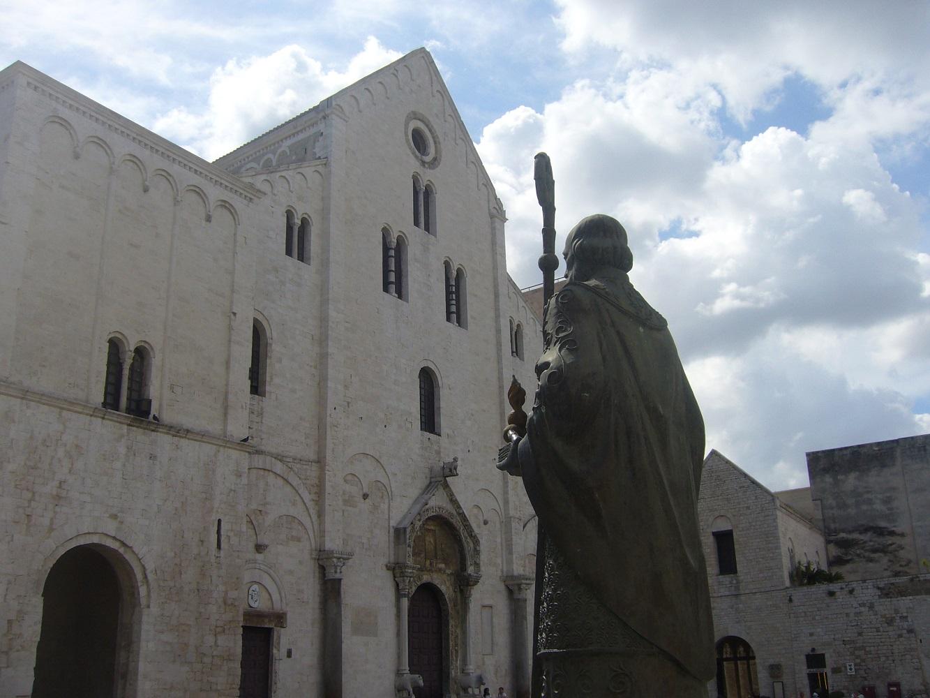 Mein Schiff Sehenswürdigkeit: Basilika San Nicola