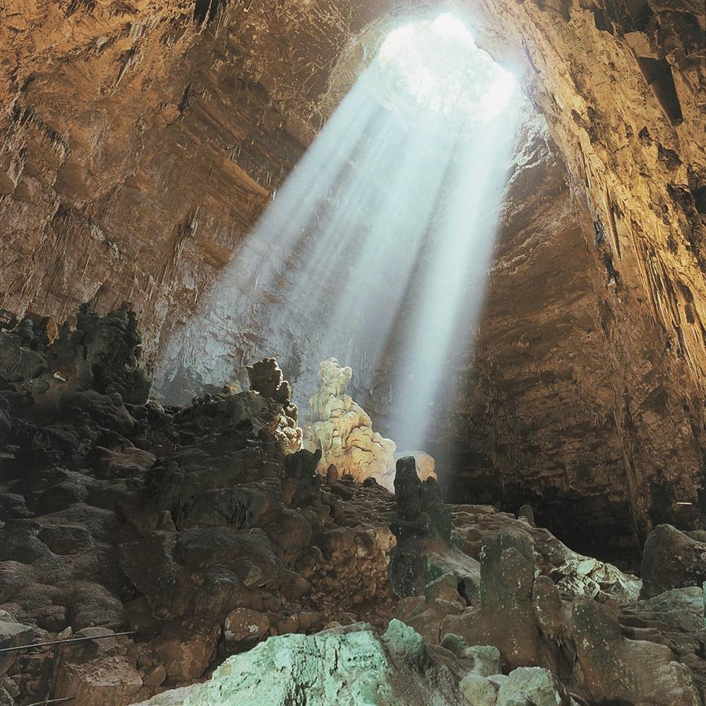 Spektakulär: Die Grotte von Castellana