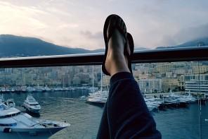Mit Blick auf Monte Carlo auf der Mein Schiff 5 (c) Astrid Paul