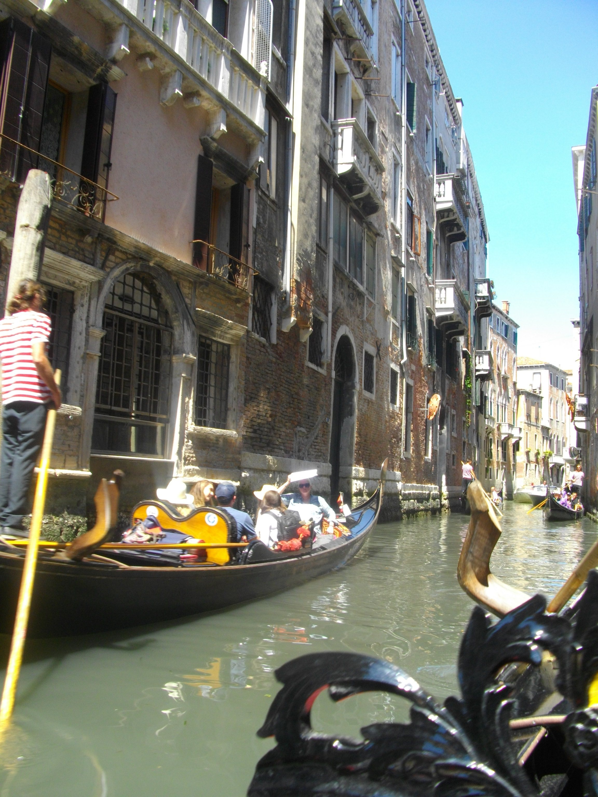 Mein Schiff Ausflug: Gondelfahrt in Venedig