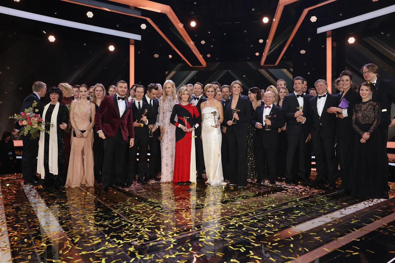 Preisträger-Gruppenbild