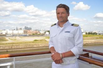 Mein Schiff Kapitän Tobias Pietsch