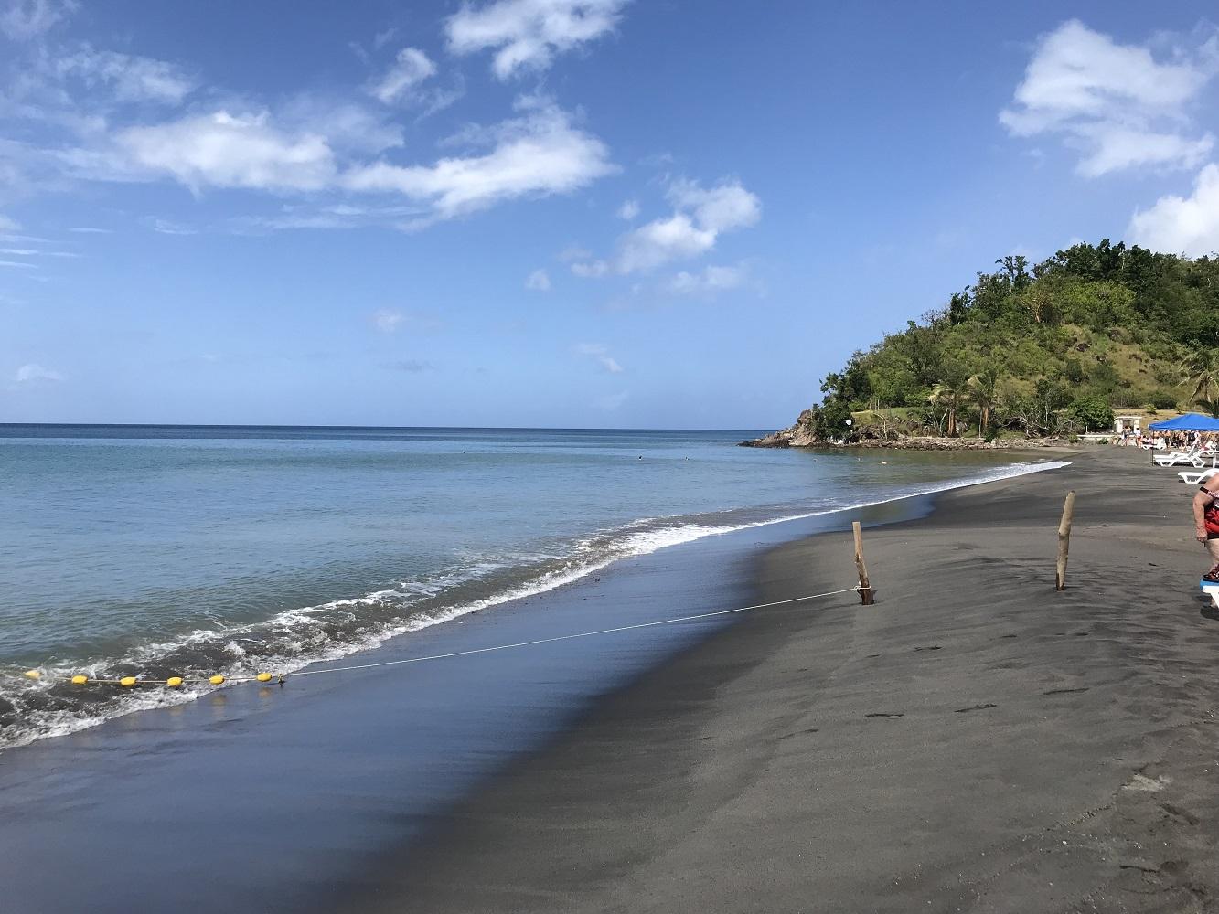 Mein Schiff Ausflugsziel: Mero Beach auf Dominica