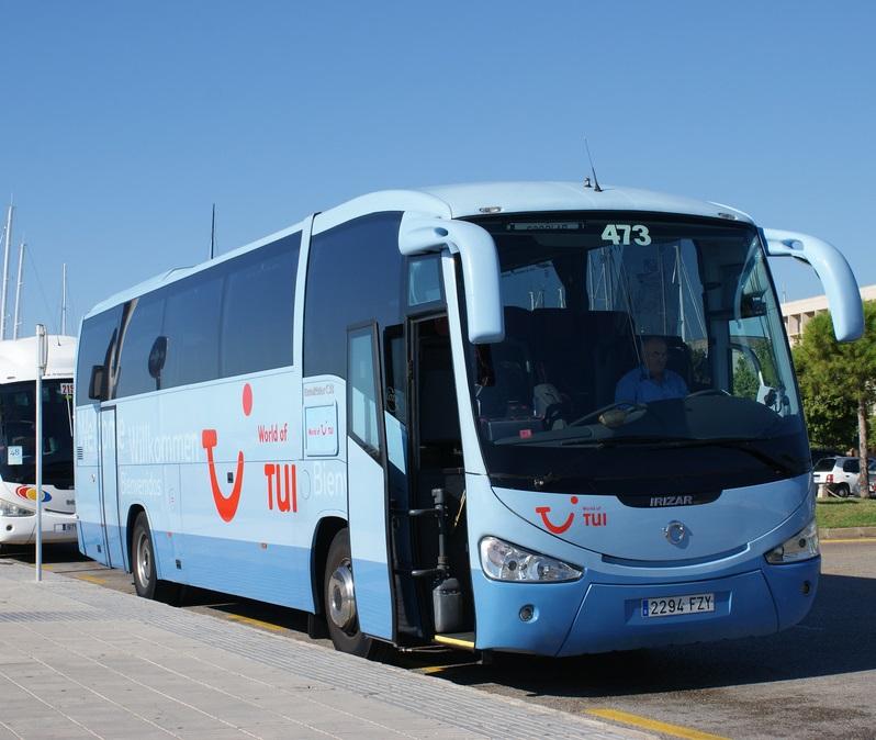 Mein Schiff Landausflug per Bus