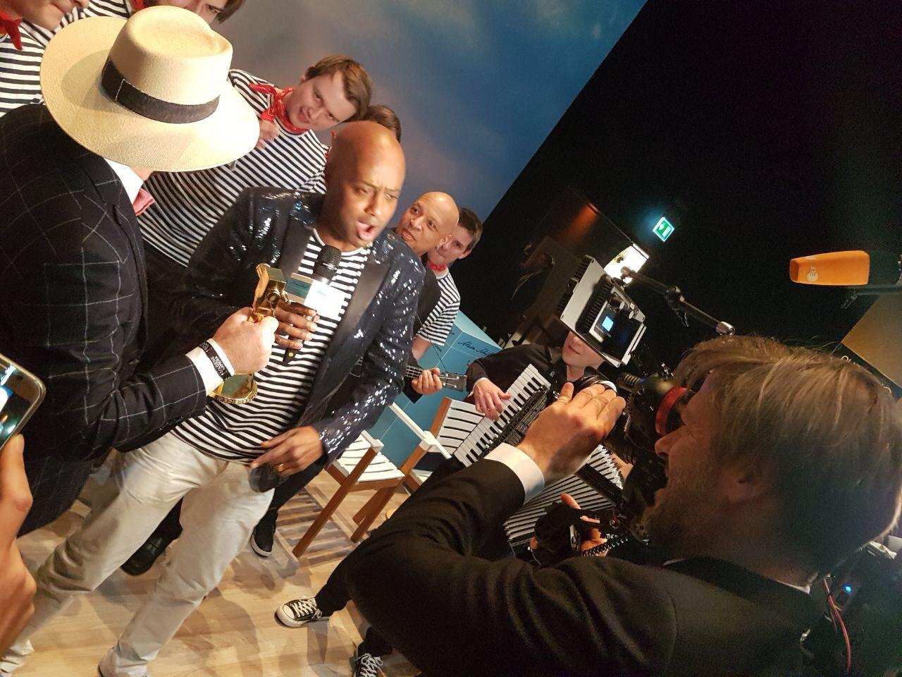 Videorückblick Das War Die Goldene Kamera 2018 Mit Tui Cruises