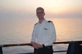 Mein Schiff Urlaubsheld Benjamin Engleithner