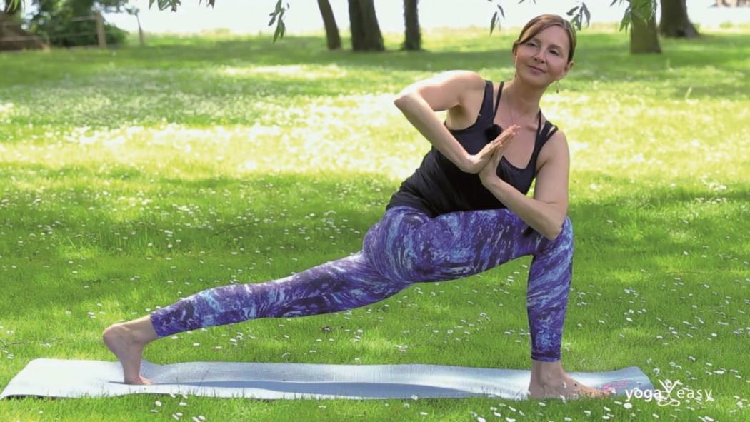 Als Yoga Lehrerin an Bord der Mein Schiff Flotte: Cornelia Köster